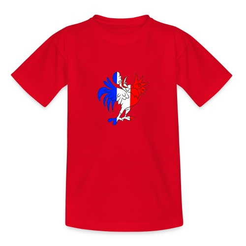 Coq France - T-shirt Ado