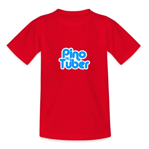 New logo Pinotuber - Teenager T-shirt