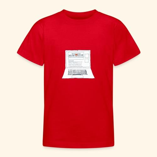 Laptop 20CENT Retail - T-shirt Ado