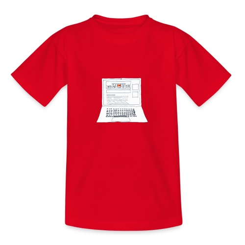 Laptop 20CENT Retail - T-shirt Ado