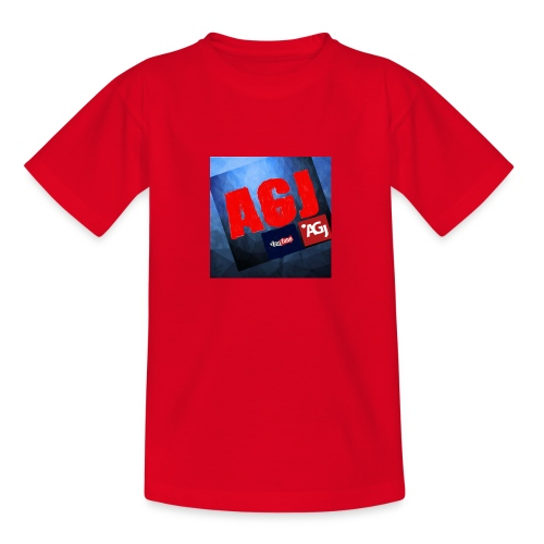 AGJ Nieuw logo design - Teenager T-shirt