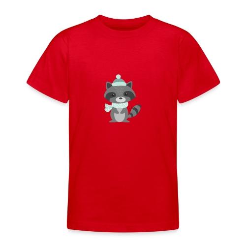 The Raccoon - Maglietta per ragazzi