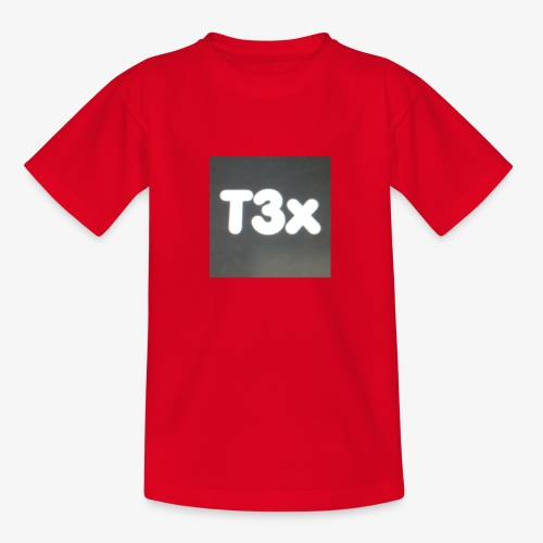 T3x - Teenage T-Shirt