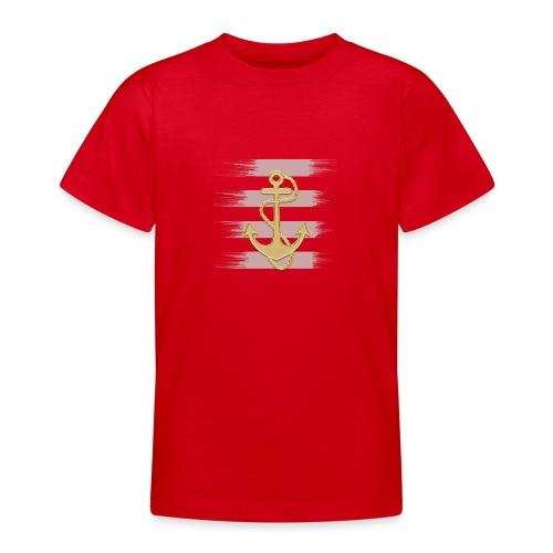 Anker - Teenager T-Shirt