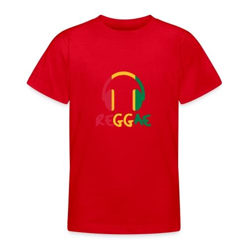 Reggae - Teenager T-Shirt