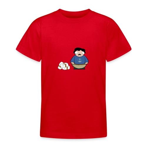 Pablito. - Camiseta adolescente