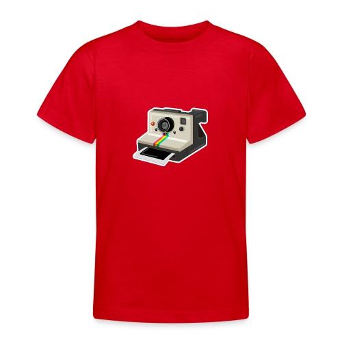 Polaroid 1000 kawaii - T-shirt Ado