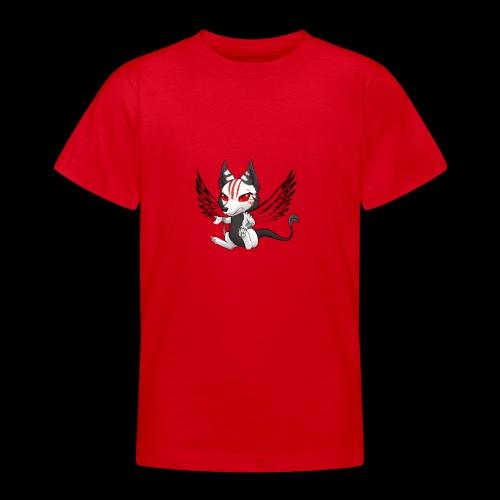 Démon Wolfire - T-shirt Ado