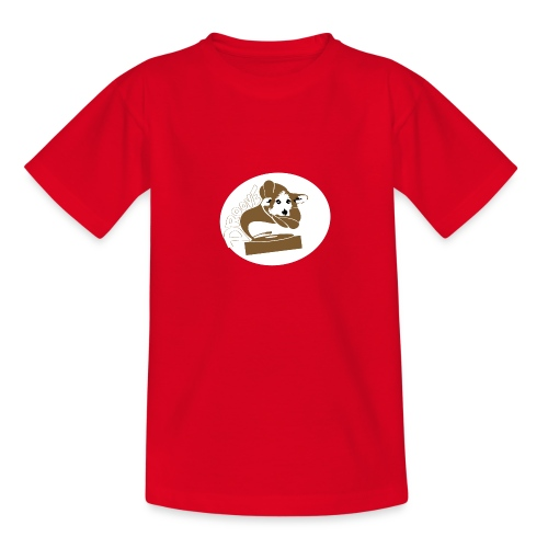 Droove logo - Teenager T-shirt