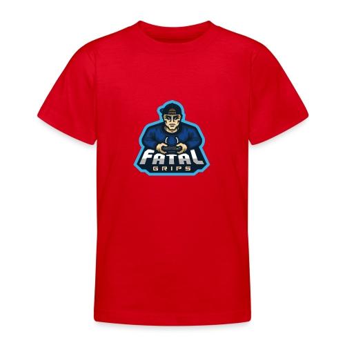 Fatal Grips Merch - T-shirt tonåring