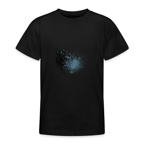 färger - T-shirt tonåring
