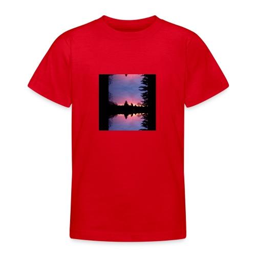 Gott ist Gut - Morgenrot - Teenager T-Shirt