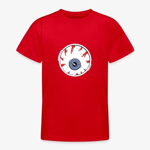 I keep an eye on you / Auge - Teenager T-Shirt