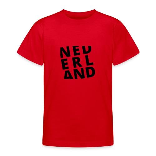 Nederland - Teenager T-shirt