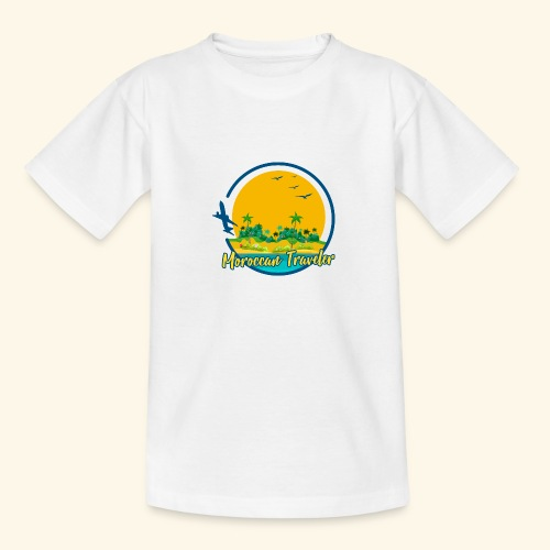 Moroccan Traveler - T-shirt Ado