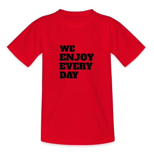 Enjoy - T-shirt Ado