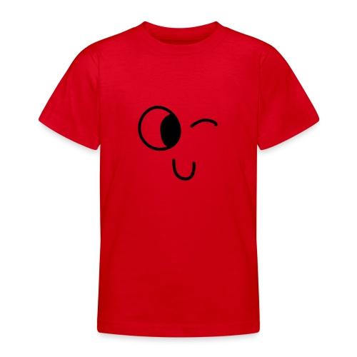 Jasmine's Wink - Teenager T-shirt