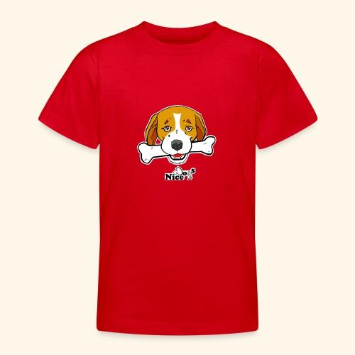 Nice Dogs Semolino - Maglietta per ragazzi