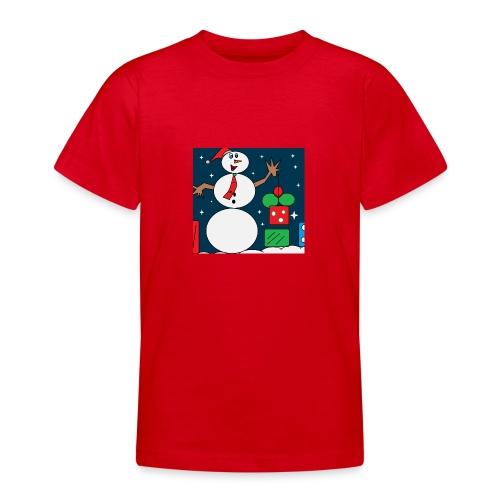 Navidad - Camiseta adolescente