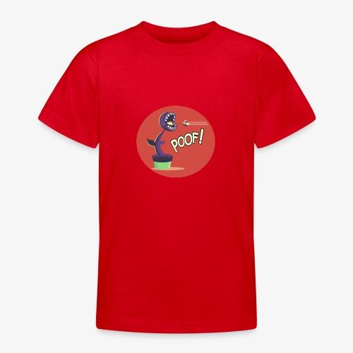 Serie animados de los 80's - Camiseta adolescente