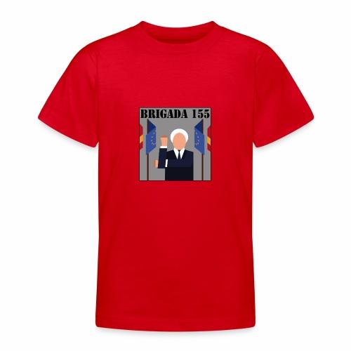 LOGOBRIGADA155 3500x3500px - Camiseta adolescente