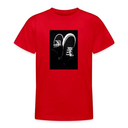 Walk with me - Teenage T-Shirt
