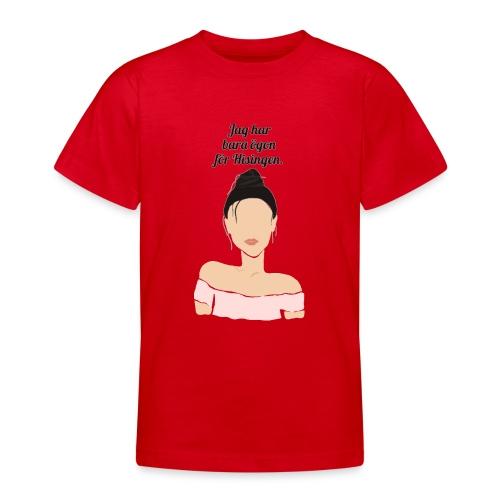 Eyes for Hisingen - T-shirt tonåring