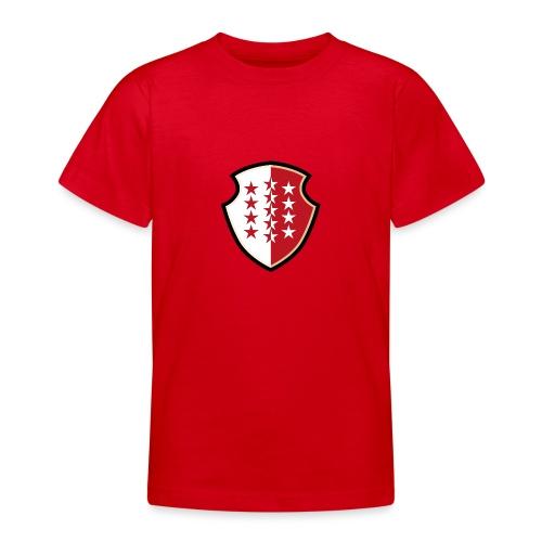 Bouclier Valaisan - Teenager T-Shirt