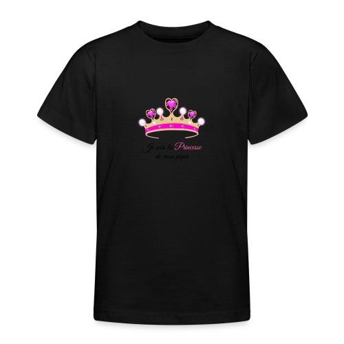 princesse de Papa - T-shirt Ado
