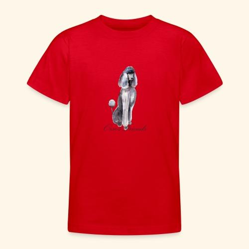 MISS POODLE - Maglietta per ragazzi