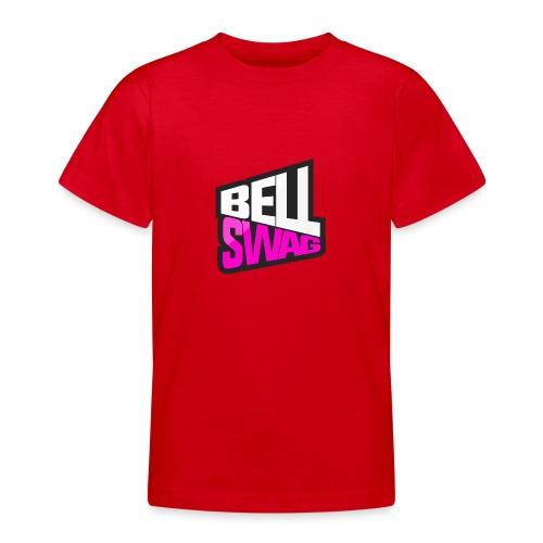 Bellswag logo transparent large - Teenage T-Shirt