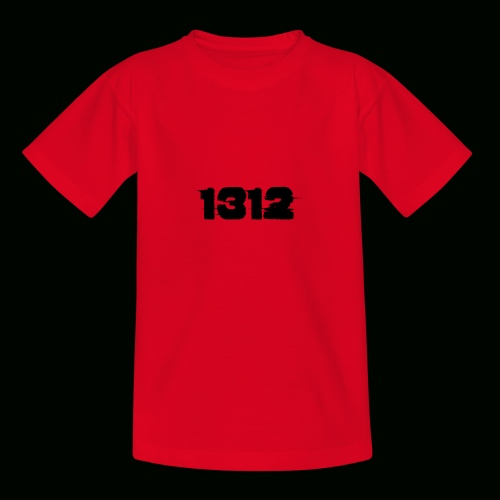 1312 - Teenager T-Shirt
