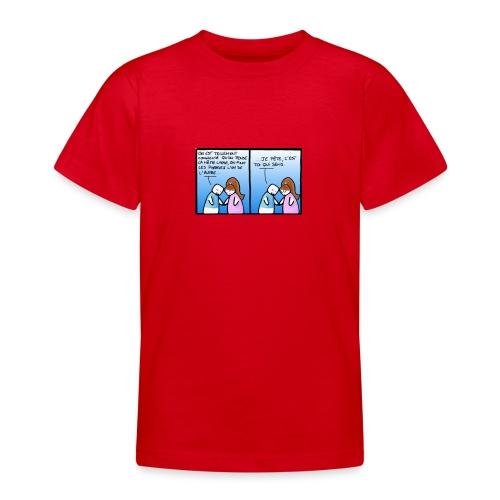partage - T-shirt Ado