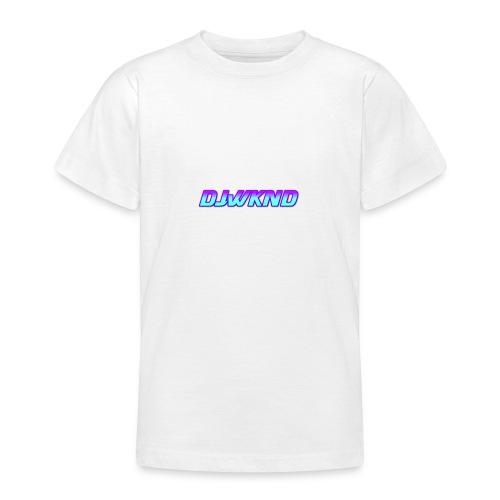 djwknd - Nuorten t-paita