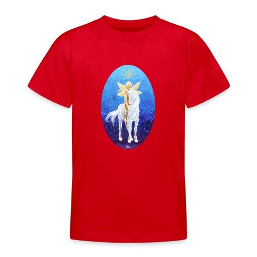 Das Leben ist magisch! - Teenager T-Shirt