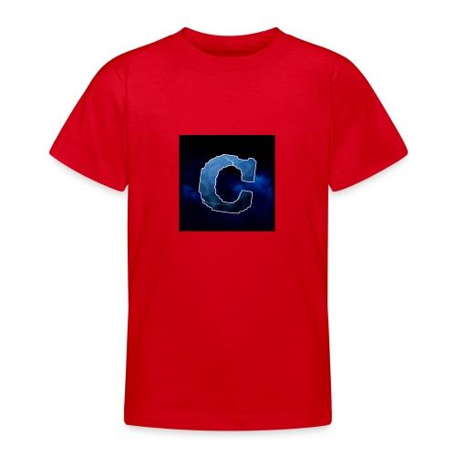 Min nye shop! - T-skjorte for tenåringer