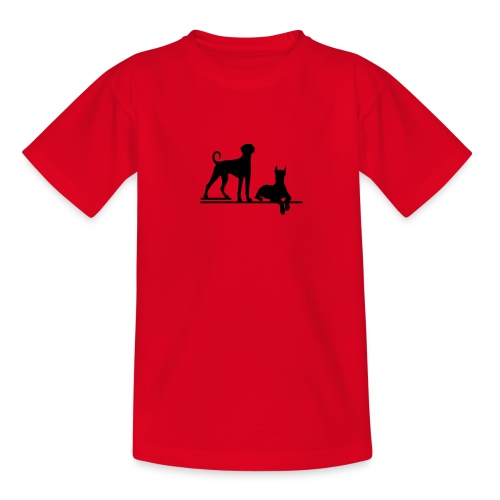 dobberit - Nuorten t-paita