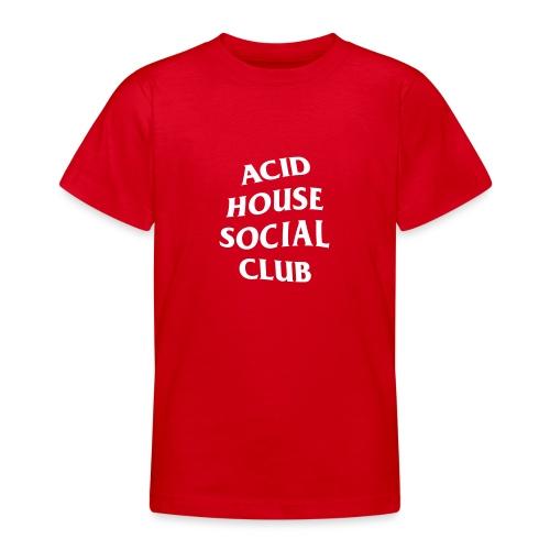 Acid House Social Club - Teenage T-Shirt