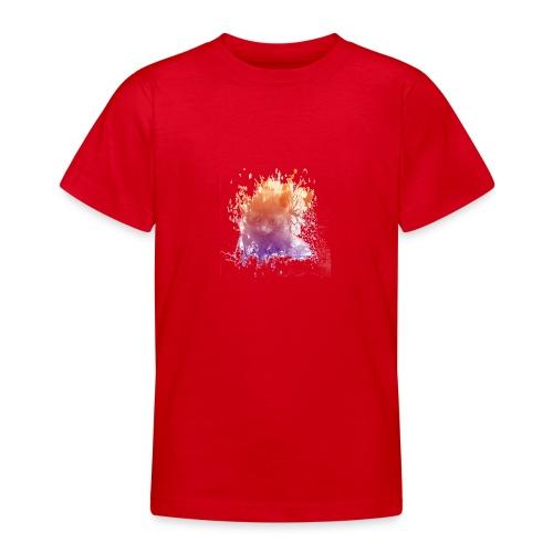 Chaton transparent - T-shirt Ado