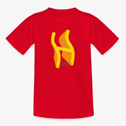 Wasserstoff - Teenager T-Shirt