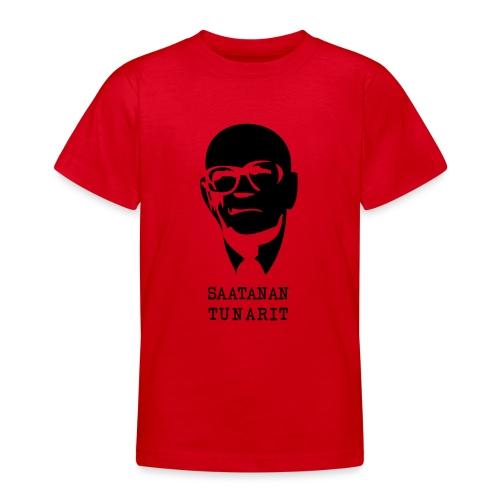 Kekkonen saatanan tunarit - Nuorten t-paita