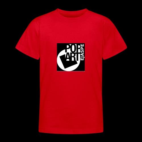 ejaspepopart - Camiseta adolescente