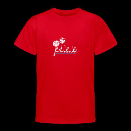 geweihbär Federleicht - Teenager T-Shirt