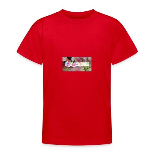 Dank dir - Teenager T-Shirt