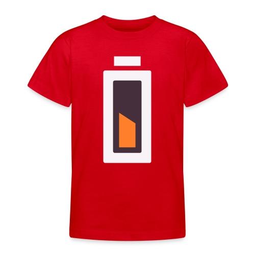 Batterie - En charge... - T-shirt Ado