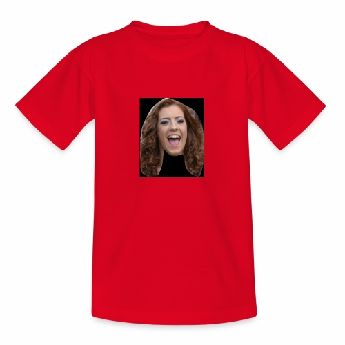 HMS Face - Teenage T-Shirt