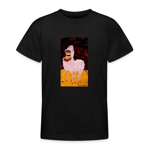 monster - T-shirt tonåring