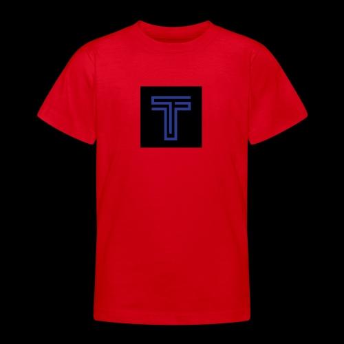 YT logo design - Teenage T-Shirt