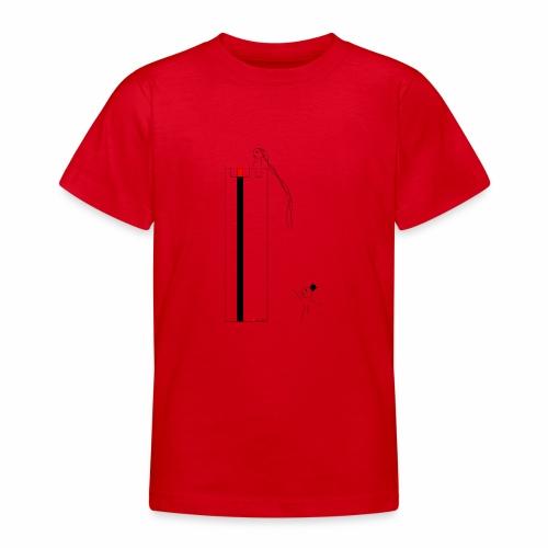 Rapunzel - Teenager T-Shirt