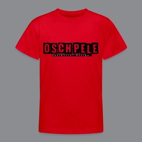 oschpele Kachelform - Teenager T-Shirt